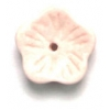 10mm Stoneflower Reconstructed Light Pink Semi-Precious Stone